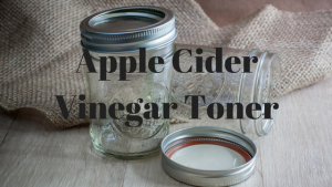 Apple Cider Vinegar Toner