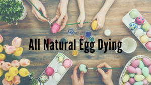 All Natural Egg Dying